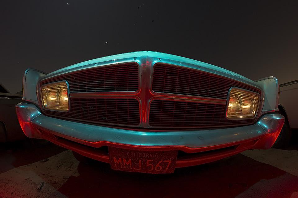The Cerulean Hornet  :::::  Mid-'60s Chrysler Imperial
