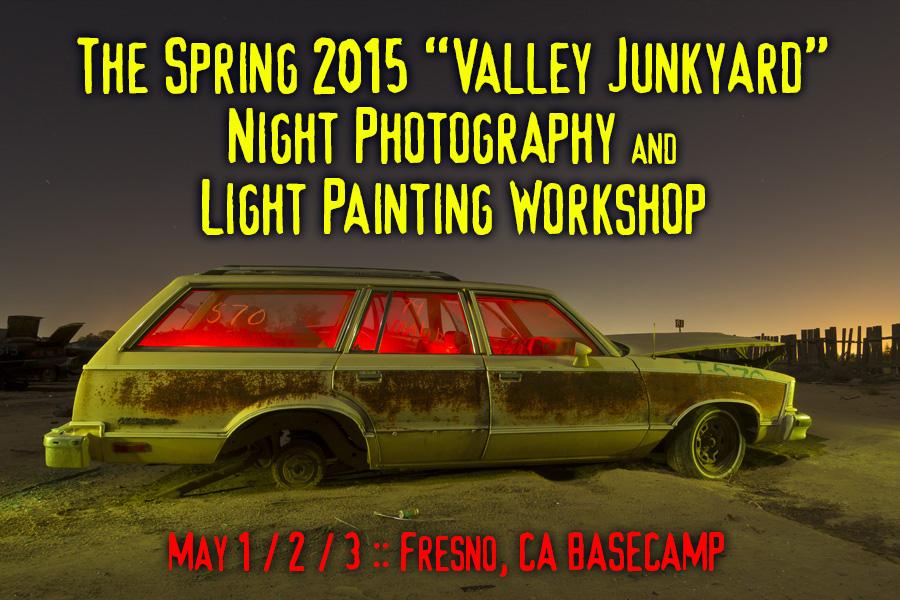The Spring 2015 Valley Workshop
