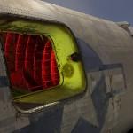 Neptune's Side Door  :::::  Lockheed P-2 Neptune