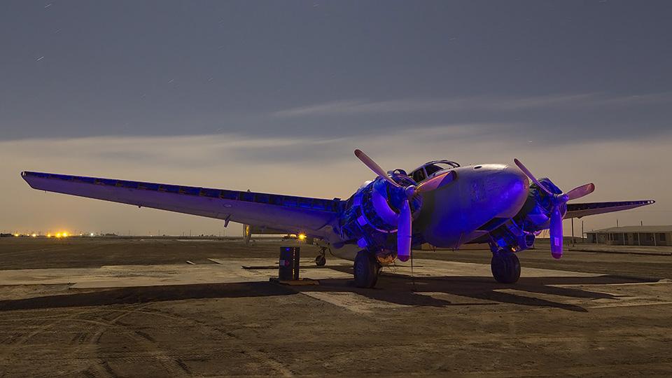 Plum Vega  :::::  Lockheed Harpoon