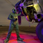 Sleestak Groundcrew  :::::  Lockheed Harpoon
