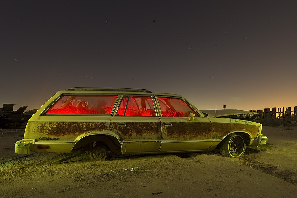 Metallic Pea  :::::  1979 Chevy Malibu Classic Estate Wagon