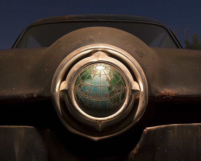 The World In Your Nose  :::::  1958 Ford Taunus