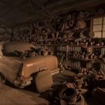 Buried Treasure  :::::  1957 Chevy Bel Air
