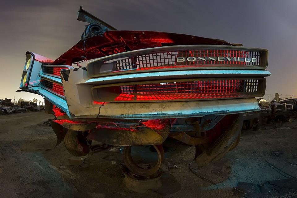 The Wide-Track Sag  :::::  1966 Pontiac