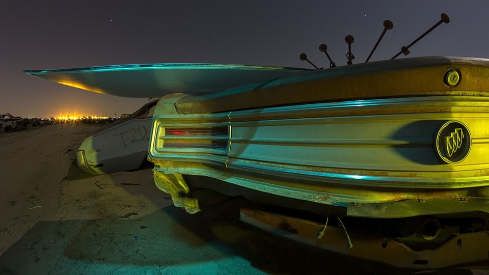 Piper at the Gates of Dawn  :::::  1964 Buick Skylark