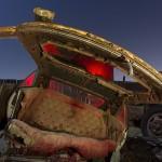 The Golden Sedan Chair (maerD slriG yrevE)