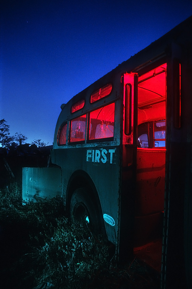 The First Bus