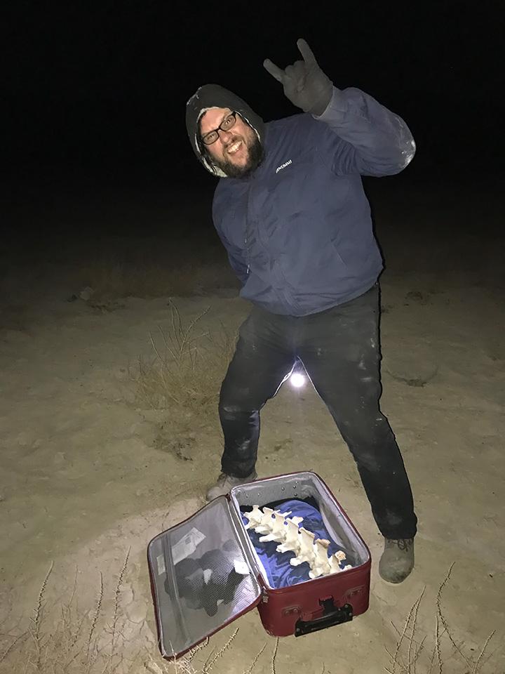 Riki's Suitcase