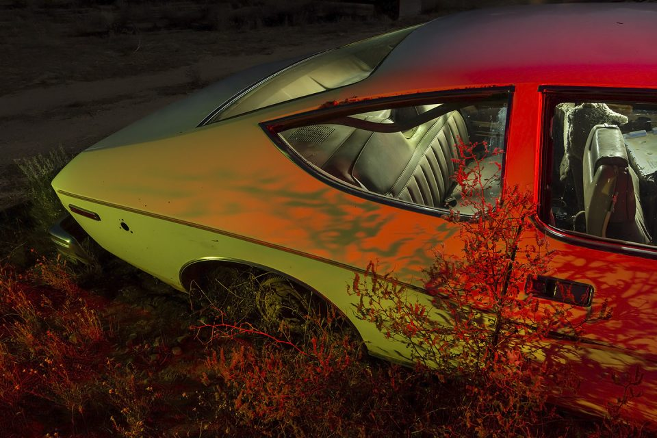 Chiaroscuro Teardrop  :::::  1974 AMC Matador