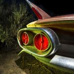 Riding the Sage Surf  :::::  1961 Cadillac