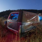 Six Feet Under Thistles  :::::  1971 Cadillac Hearse