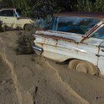 When the Waters Recede  :::::  1960 Pontiac Safari Wagon