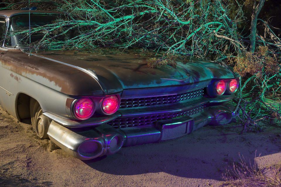 Deadfall de Ville  :::::  1959 Cadillac