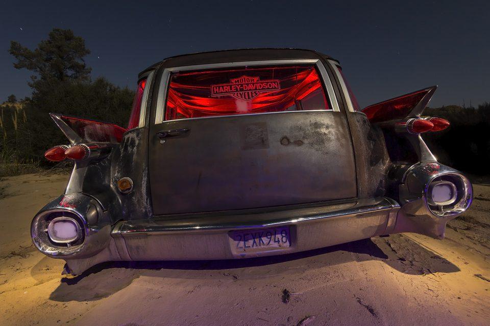Harold, Puh-leez!  :::::  1959 Cadillac Hearse